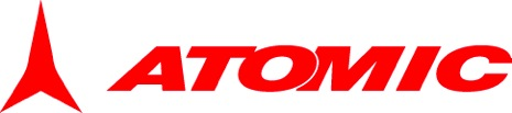 Logo van het merk Atomic