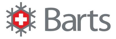 Logo van het merk Barts