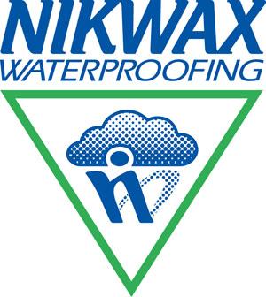 Logo van het merk Nikwax Waterproofing