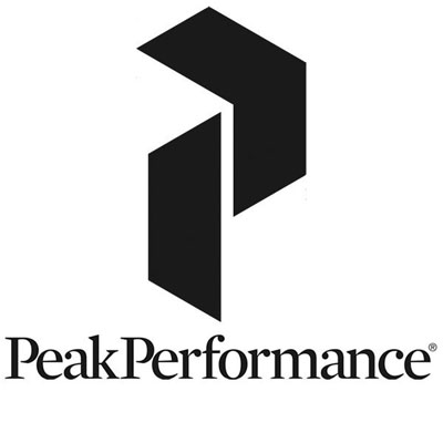 Logo van het merk Peak Performance