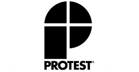 Logo van het merk Protest