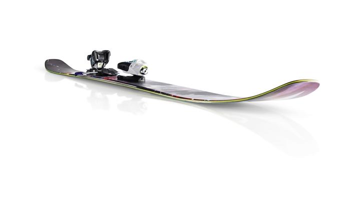Afbeelding van een Atomic Rocker Snowboard