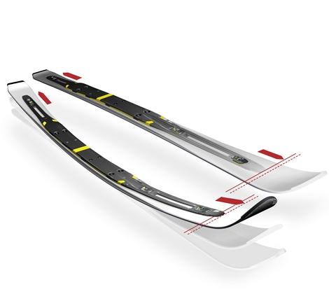 Afbeelding van Redster Flex zone ski's