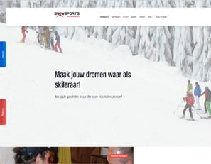 link naar website van snowsport nederland