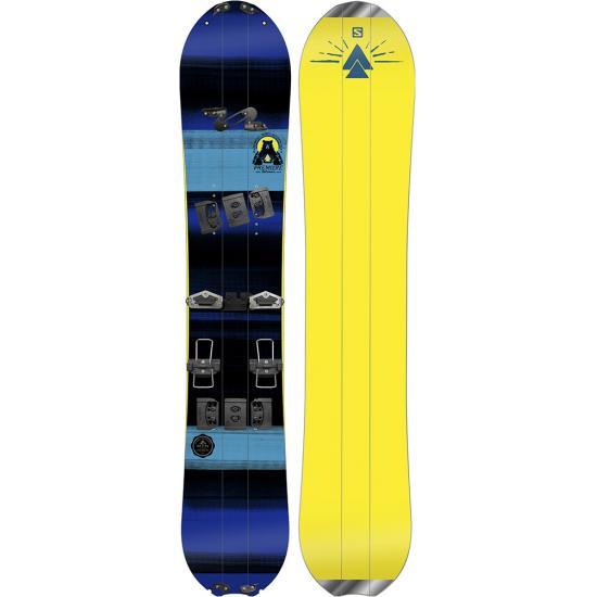 Afbeelding van twee snowboards