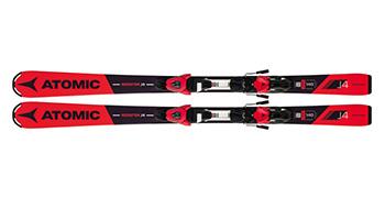 Afbeelding van een skiset